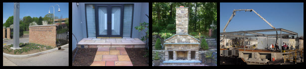 Residential and commercial concrete and masonry